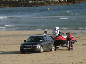 Sandy Beach Boat Launching Fees - Anglesey Hidden Gem