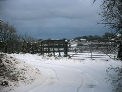 Anglesey Winter Snow