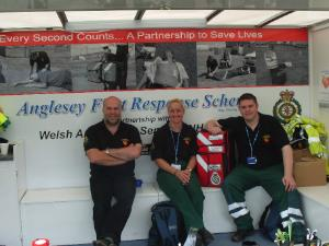 Anglesey Show First Response