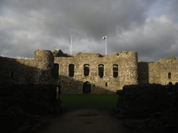 Beaumaris Castle Anglesey Hidden Gem
