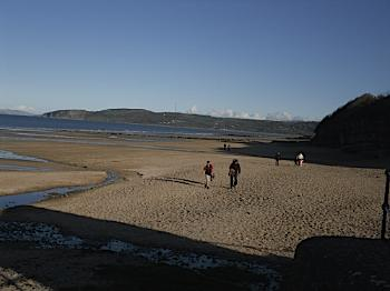 Benllech Beach March 17th 2012