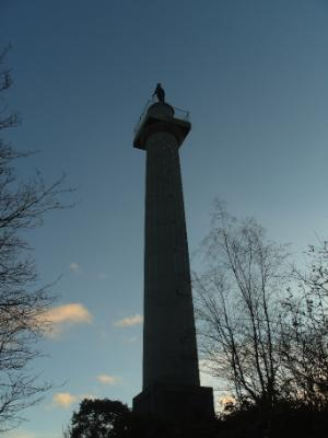 Marquess Column in Llanfair PG