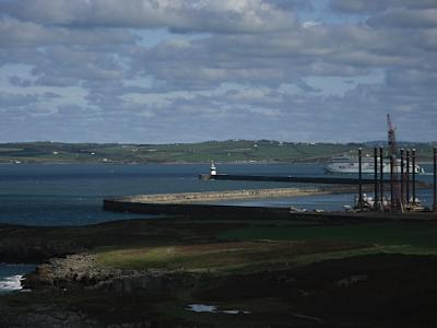 Holyhead Breakwater - Anglesey