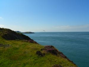 Anglesey Coastal Path - Cemaes Bay - Anglesey Hidden Gem