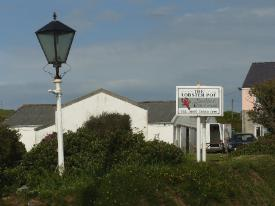 The Lobster Pot Restaurant at Church Bay on Anglesey's North West Coast - Anglesey Hidden Gem
