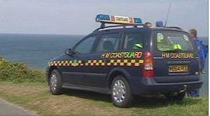 Anglesey Holyhead Coastguard Van