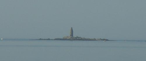Ynys Dulas – Seal  Island