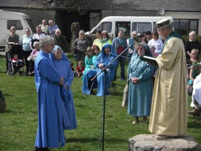 www.anglesey-hidden-gem.com - Cyhoeddi Eisteddfod Mon ym Mryngwran