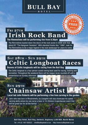 Live Music & Events at the Bull Bay Hotel