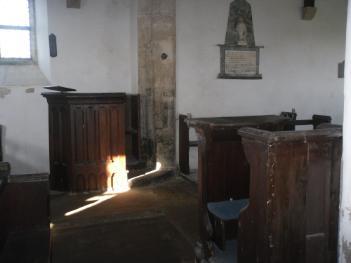 Church of Llanbeulan, St Peulan, Anglesey Church