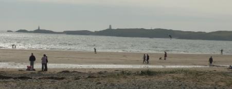 Anglesey-Llanddwyn Sea Fishing