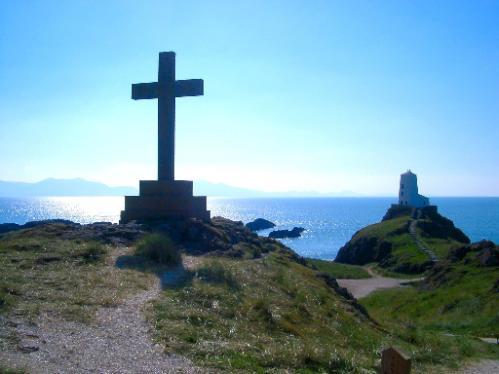 Anglesey Llanddwyn Island Lighthouse