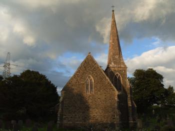St Mary's Church Llanfairpwllgwyngyllgogerychwyrndrobwllllantysilioogogoch