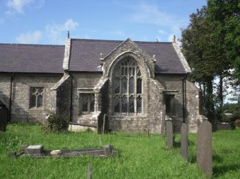 Llangadwaladr Church - Aberffraw,  Anglesey