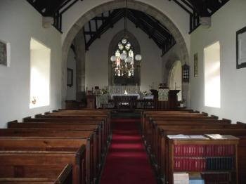 Llangadwaladr Church, Bodorgan, Anglesey