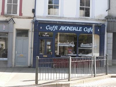 www.anglesey-hidden-gem.com - Llangefni Avondale Café