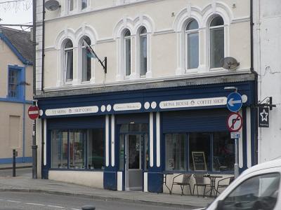 www.anglesey-hidden-gem.com - Llangefni Mona House Café