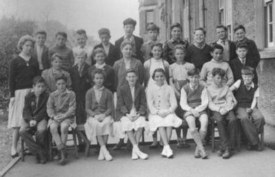 Llangefni Primary School 1959