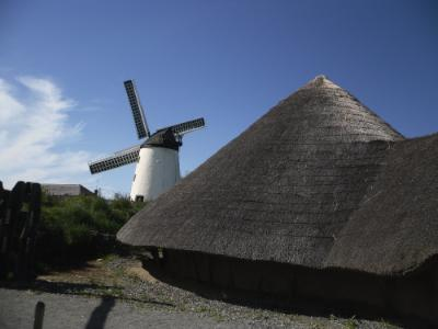 Llynnon Mill and Iron Age Settlement - Anglesey