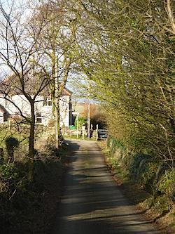 Pengorphwysfa-Dulas Drive
