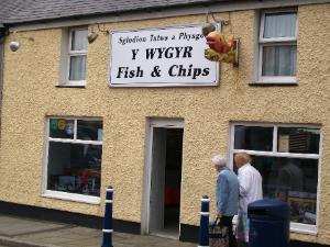 Y Wygyr Chipshop