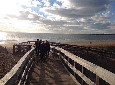 Llanddwyn Beach Boardwalk