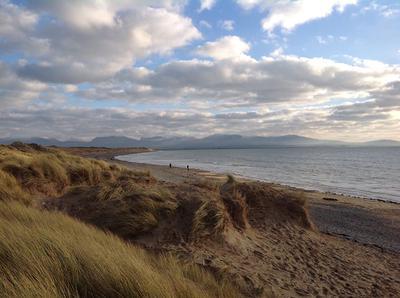 Llanddwyn Beach Abermenai