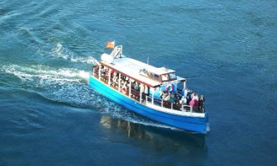 Menai Bridge Evening Ferry Ride