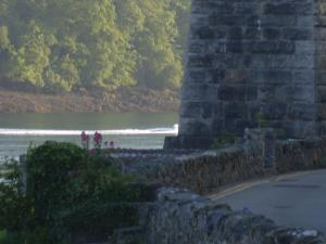 Anglesey Menai Bridge