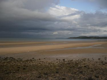 Benllech Beach October 2011