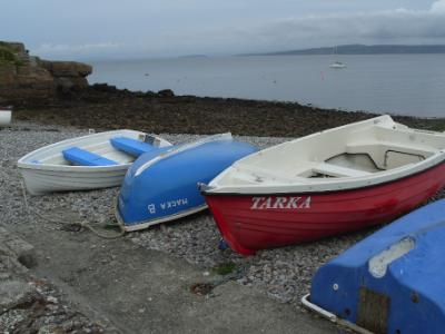 Moelfre Lobster Boats