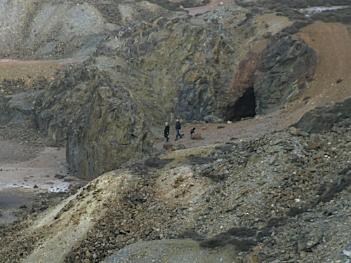 Mynydd Parys Mountain