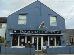 Sandy's Bistro in Rhosneigr