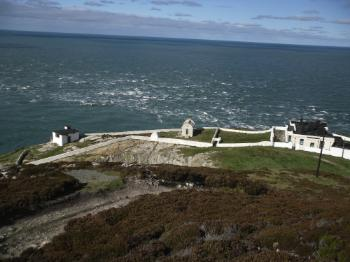 North Stack Fog Signal Station near Holyhead - Anglesey Hidden Gem