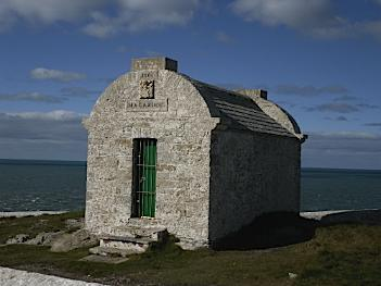 North Stack Fog Signal Station Magazine Hut  near Holyhead - Anglesey Hidden Gem