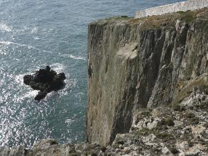 The Cad Rock Climb at North Stack near Holyhead - Anglesey Hidden Gem