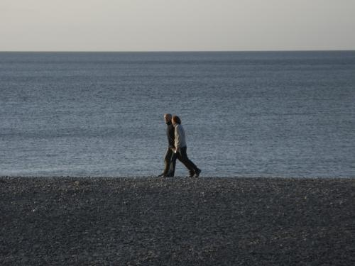 Penmon - Trwyn Du Pebble Beach