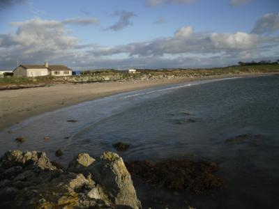 Penrhyn Beach Anglesey