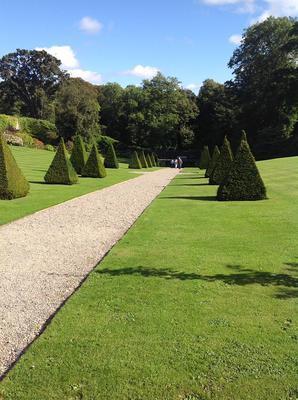 Plas Cadnant Hidden Gardens in Summer