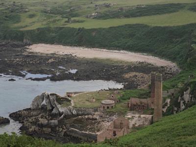 Porth Wen Brickworks - Anglesey