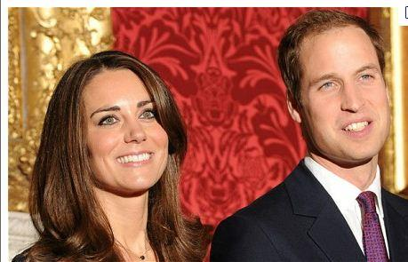 Prince William & Miss Kate Middleton's Engagement