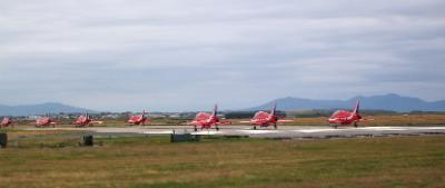 RAF Valley Red 