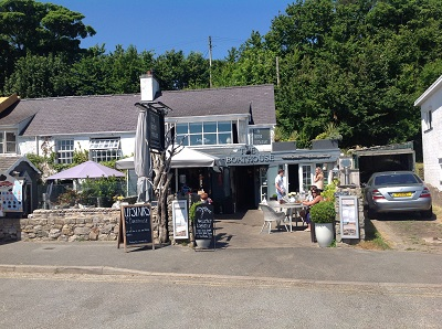 www.anglesey-hidden-gem.com - The Boat House Restaurant - Red Wharf Bay