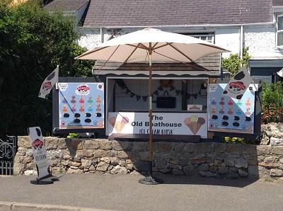 Red Wharf Bay - Boat House Ice Cream Kiosk