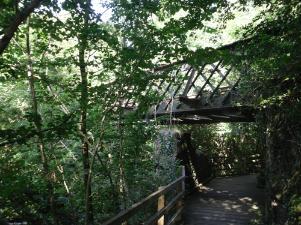 Old Railway Bridge - Dingle Llangefni