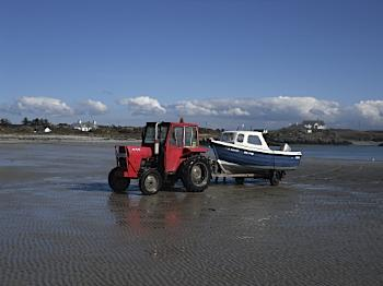 Rhoscolyn Beach angling boat launch Anglesey Hidden Gem