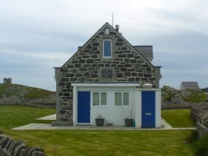 Rhoscolyn Lifeboat House 1877