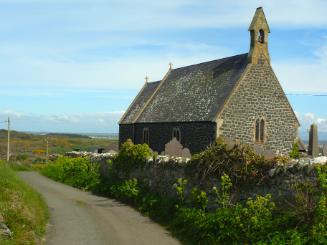 Rhoscolyn St Gwenfaen Church