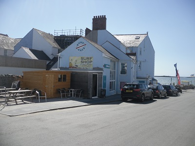 www.anglesey-hidden-gem.com Rhosneigr Funsport Surf Shop