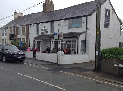 Anglesey-Hidden-Gem.com - Y Morfa Restaurant Rhosneigr